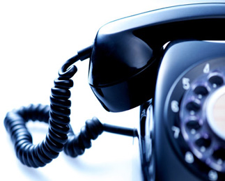 Report a Telephone line problem