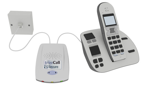 Blocking Cold and Unwanted Calls - trueCall Cold caller blocker