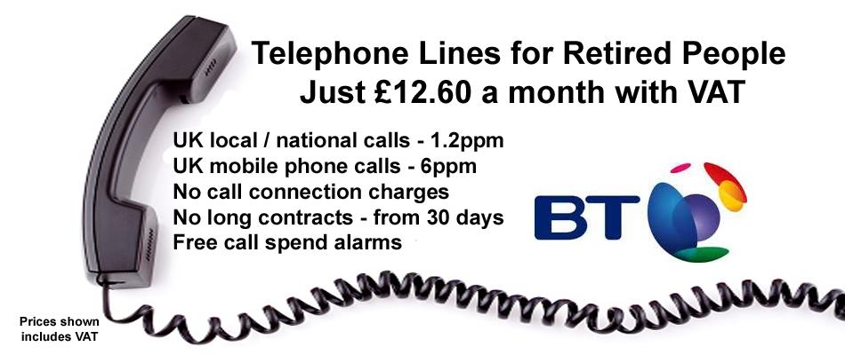 Bt Install Phone Line Care Home