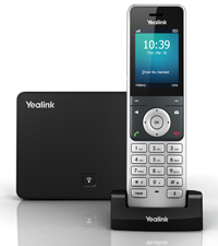 NEW - Yealink W56P DECT Cordless IP Phone